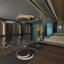 sapphire otel architecture mimari hotel hospitality