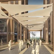 adana iş merkezi business centre architecture interior design