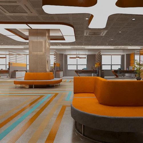 Boğaziçi Ekeltrik İdaresi Mimari Tasarım interior architecture
