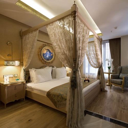Hotel Sultania mimari iç mimari Temur Mimarlık