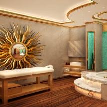 nella hotel mimari proje architecture hotel massage