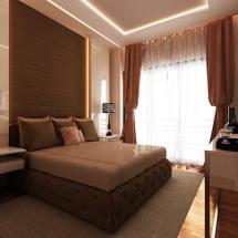 temur residence apartman architecture mimari interior design