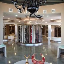 dekor tekstil mimari iç mimari